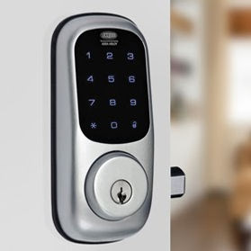 Eagle Locksmiths - Lockwood digital deadbolt