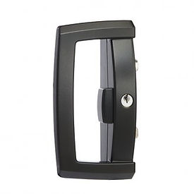 Eagle Locksmiths - Lockwood Onyx Sliding door Lock