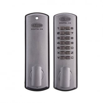 Eagle Locksmiths - Lockwood Digital lockset DX530