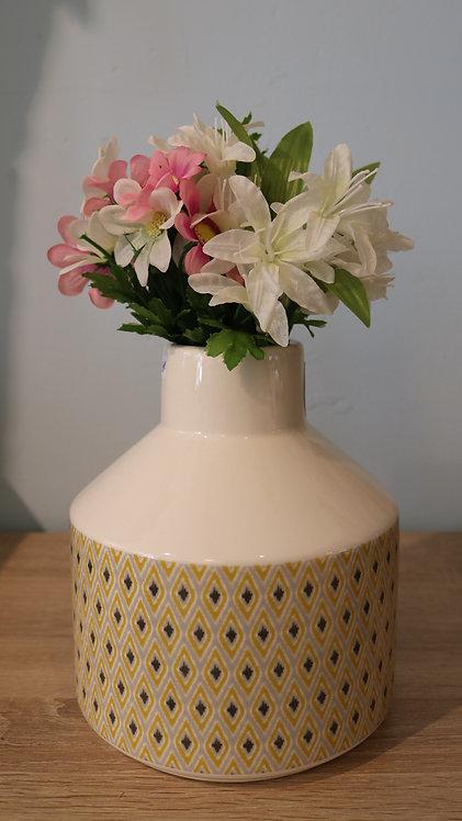 """Vase """"Trapèze safari"""""""