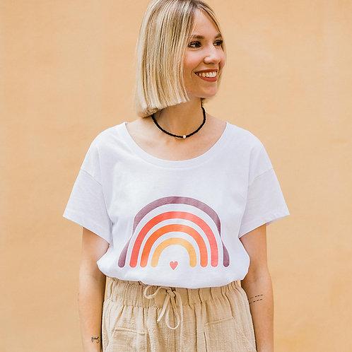 """T-shirt """"Arc en ciel"""""""