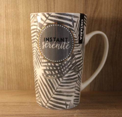 Mug XXL, gris