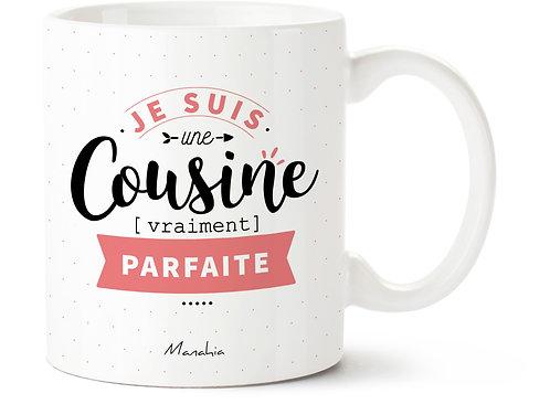 "Mug ""Cousine"""