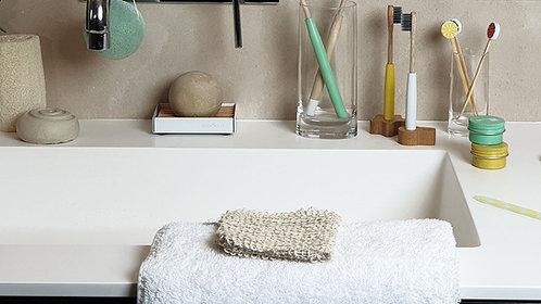 Gant naturel pour savon