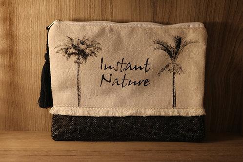 """Pochette """"Instant nature"""""""