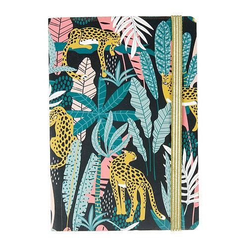 """Carnet de notes A6 """"Jungle"""""""