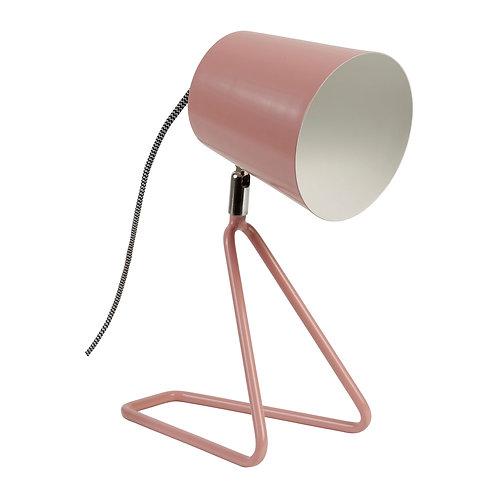 Lampe feres rose