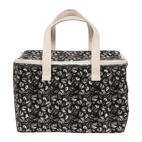 Lunch bag Bronze noir