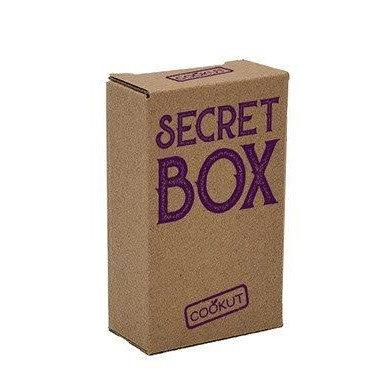 Secret box violet