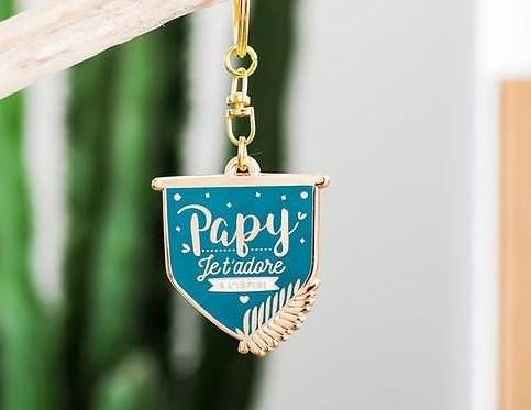 Porte clés Papy