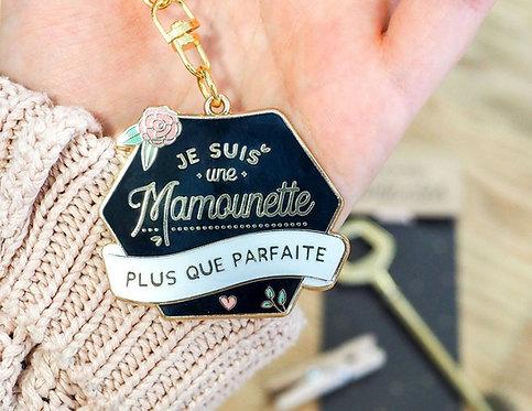 Porte clés Mamounette
