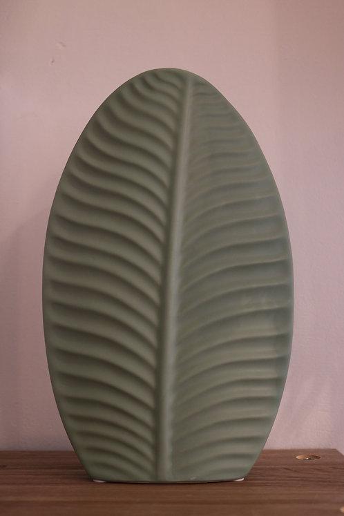 "Vase ""Feuille bananier"""