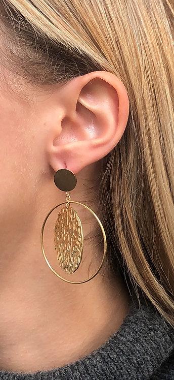 Boucles d'oreilles Louna