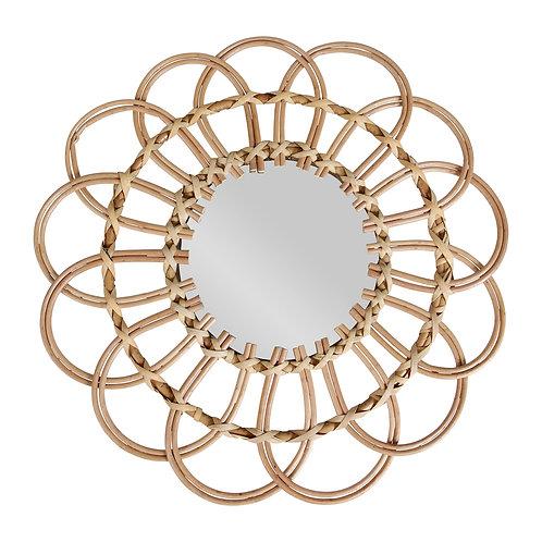 """Miroir rosace """"Solaret"""" D50"""