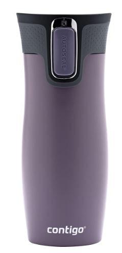 Mug isotherme violet