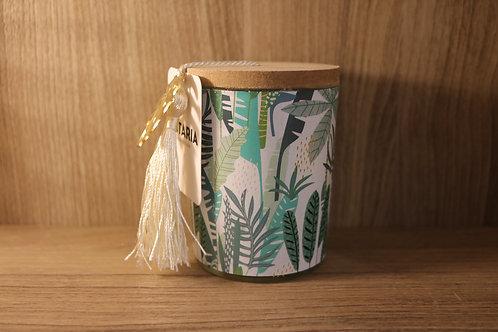 "Bougie parfumée ""Jungle"""