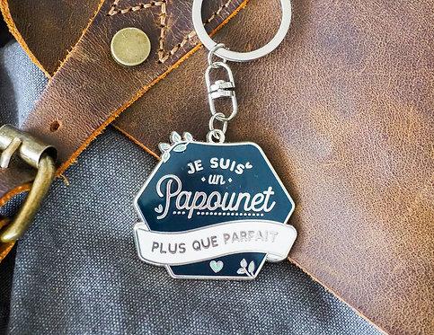 Porte clés Papounet