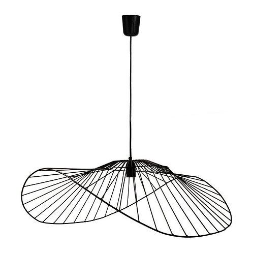 Suspension ombrelle noire