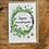 """Thumbnail: Carte à planter """"Joyeux anniversaire"""""""