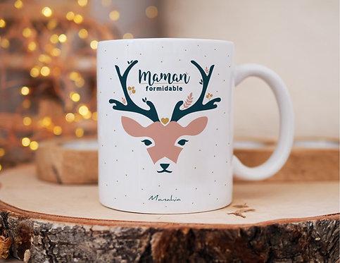 """Mug """"Maman formidable"""""""