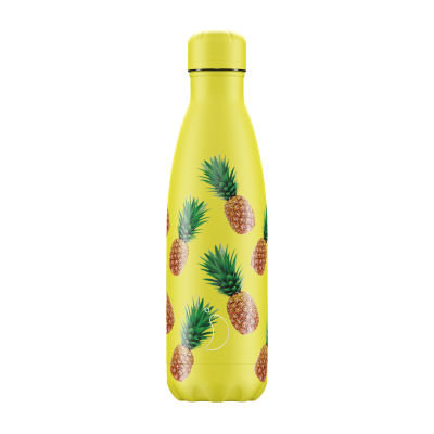 """Bouteille isotherme """"Ananas"""" 500ml"""