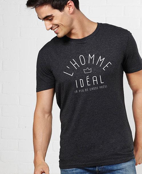 "T-shirt ""Homme idéal"""