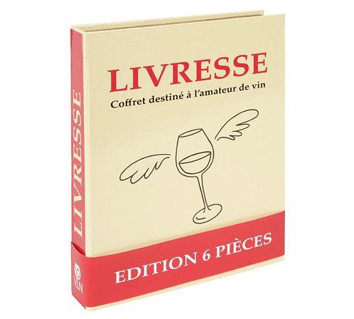 Coffret de service vin