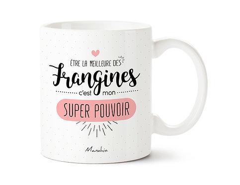 """Mug """"Frangine"""""""