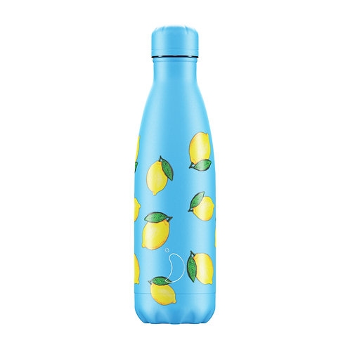 """Bouteille isotherme """"Citron"""" 500ml"""