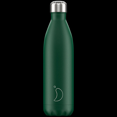 """Bouteille isotherme """"Verte"""" 750ml"""