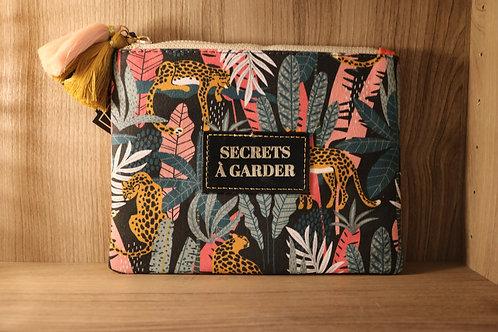 "Pochette ""Jungle"""