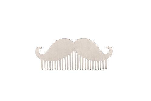 Peigne moustache