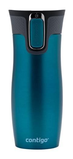 Mug isotherme bleu