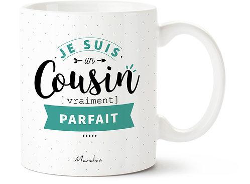"""Mug """"Cousin"""""""