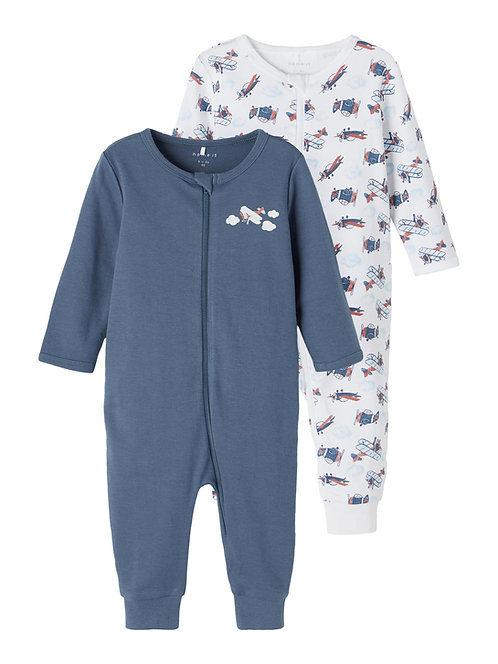 "Set de 2 pyjamas ""Bering Sea"""