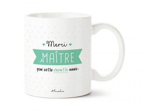 "Mug ""Maître"""