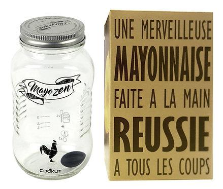 Shaker à mayonnaise facile