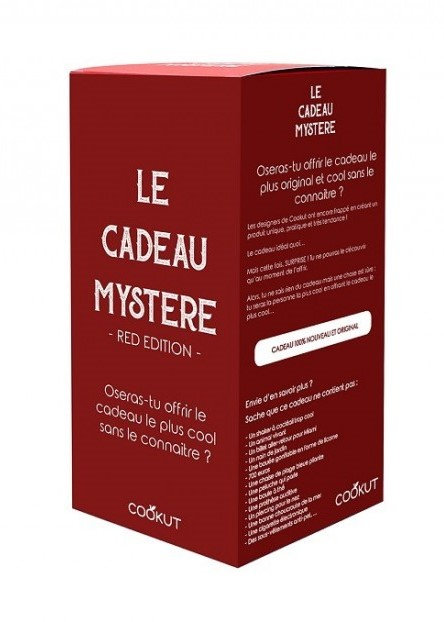 Cadeau mystère, Red Edition