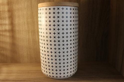 """Boîte céramique """"Croix"""""""