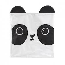 Abat jour panda