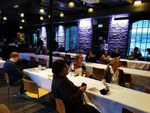 Åpning og Avslutning av CCSDI konferansen 2020