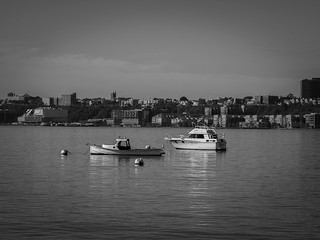 Calm on the Hudson