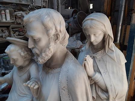Jesus Mary Joseph statues 081621.jpeg