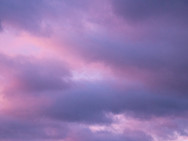 Purple/Pink sky