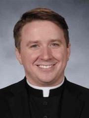 Fr Tyler Kline, Associate Pastor