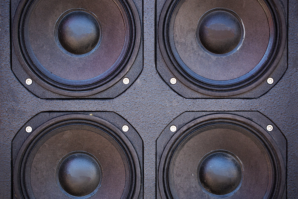 audio-columns-are-system-several-pieces-