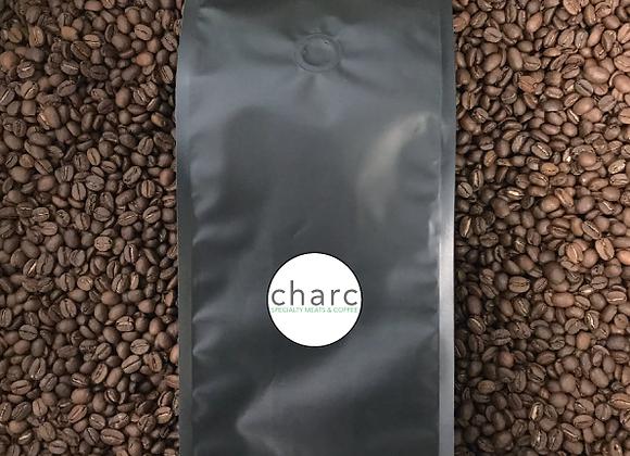 500g charc houseblend 100% arabica