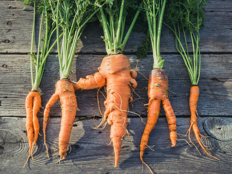 COME INTO THE KITCHEN, GARDENER: Keep Calm And Carrot On!
