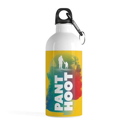 Pant Hoot Official Poster Stainless Steel Water Bottle