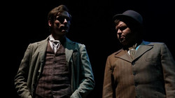 Sherlock in 'Baskerville'